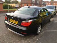 Bmw 520d saloon best example you will find