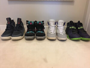 Men's Sz 8.5 Assorted Sneakers