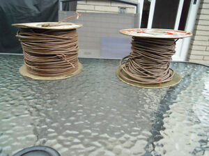 6 lbs. of Solder Foil & 2 spools of Wire Stratford Kitchener Area image 3
