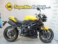 2015 15 TRIUMPH SPEED TRIPLE 94