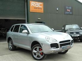 2003 PORSCHE CAYENNE TURBO ESTATE PETROL