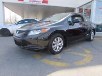 Honda Civic Cpe 2dr Man LX 2012