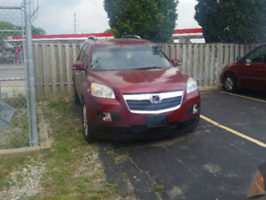 2009 saturn outlook XR ( NEEDS TIMING CHAIN ) $3000 obo AS IS