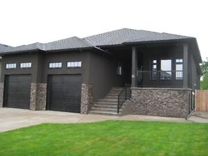 Bungalow with walkout