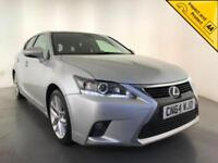 2014 LEXUS CT 200H LUXURY AUTOMATIC HYBRID HEATED SEATS 1 OWNER SERVICE HISTORY