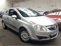 Vauxhall Corsa 1.0 i 12v Life 3dr LOW INSURANCE GROUP + GREAT FUEL ECONOMY