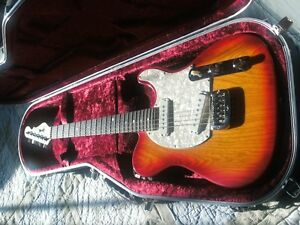 Mid 90's G&L ASAT Special (USA)