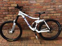 Kona stinky 6 downhill mountain bike
