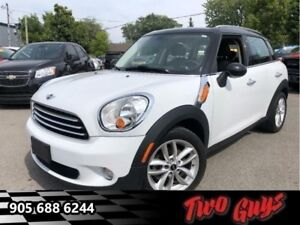 2014 Mini Cooper Countryman Base FWD - Air - Tilt