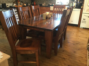 Amish made Harvest Table