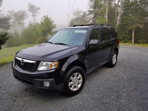 2010 Mazda Tribute Leather, tow package