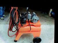 Compresseur a air 8 gallon 135lb