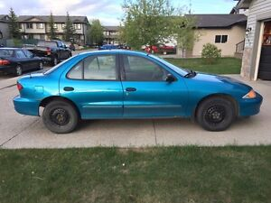 2000 Chevy Cavalier - automatic drives great!