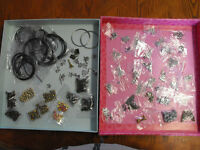 Beads and pendents sale!