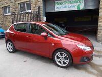 SEAT Ibiza 1.6 TDI SPORT 105PS (red) 2009