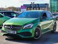 2017 Mercedes-Benz A Class A180 AMG Line Premium 5dr Auto Hatchback Petrol Autom