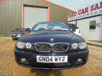 2004 04 BMW 3 SERIES 2.2 320CI SE 2D AUTO 168 BHP