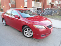 2009 TOYOTA CAMRY SE ,LOADED ,CLEAN CAR, SKIRT PACKAGE ,ALLOYS! City of Toronto Toronto (GTA) Preview