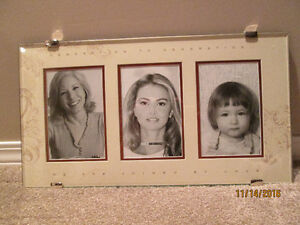 ***3 GENERATION PICTURE FRAME***
