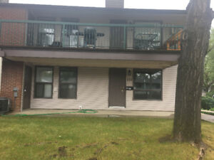 Updated quiet end unit Normanview 2bd Condo - Available August 1