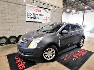 Cadillac SRX AWD 4dr 3.0 Luxury 2010