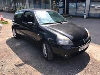 Renault Clio 1.2 16v Extreme 4 3 DOOR - 2005 05-REG - 7 MONTHS MOT