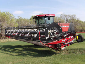 36 ft. Case Swather  WD 1203