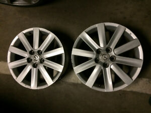18 inch Mazdaspeed 3 Wheels