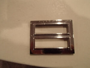 1970 - 74 Plymouth, Dodge A/T Floor Console Chrome Shift Plate