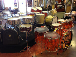 Vintage, Cool, & Collectable Drum Show 'N Shine Saturday May 14