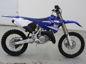 2017 Yamaha YZ125 Dirt Bike | Motorcycle