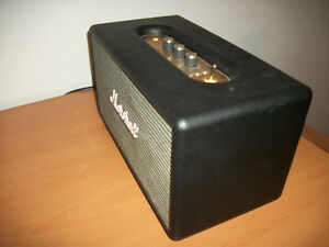 MARSHALL ** BLUETOOTH ** SPEAKER  FOR ANY BLUETOOTH CELL PHONE