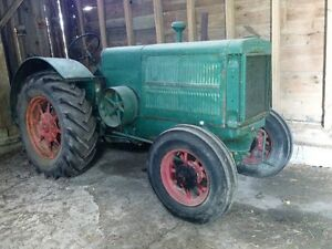 90 Oliver Tractor