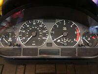 BMW E46 Speedo unit