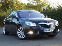 Vauxhall/Opel Insignia Elite 2.0 Cdti Leather Satnav Full Vauxhall History