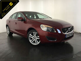 2012 62 VOLVO S60 SE LUX D2 DIESEL 1 OWNER SERVICE HISTORY FINANCE PX WELCOME