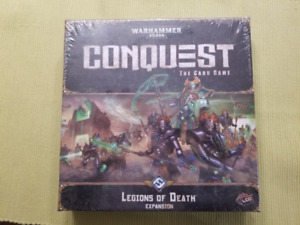 Lot of Warhammer 40K Conquest LCG Card Game expansion packs