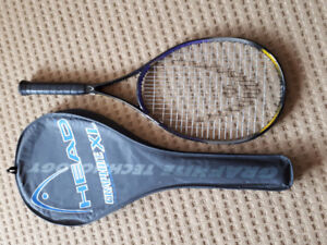 Graphite Tennis Racquets Like New in Crowsnest Pass