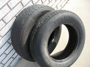 2 - P185/70R14 Tires  ONLY   $5   EACH