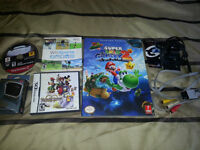 Games/Accessories/Etc for GBA, PS2, N64, Wii, Etc
