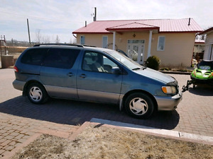 2002 Toyota sienna xle read the ad I or I won't reply