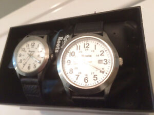 Men's & Women's Roots Leather Watches