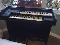 Technics pcm sound electronic organ
