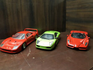 Exotic Model Cars