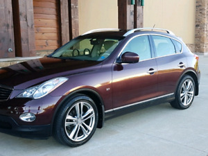 2014 Infiniti QX50 Journey AWD**ONE OWNER**MINT CONDITION**