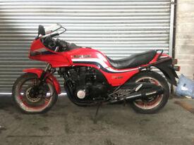 1983 Kawasaki GPZ GPZ1100 ZX1100 A1 5,107 Miles Classic Motorcycle