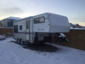 Mint condition 5th wheel