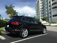 2015 Volkswagen Touareg  HighlineVUS - Lease/Location transfer