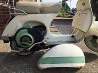 Vespa cl scooter 125cc