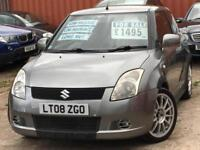 2008 SUZUKI SWIFT Attitude 1.3